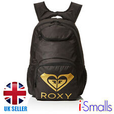 Roxy Women's Shadow Swell Solid Logo Backpack