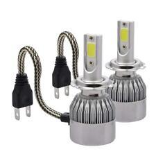 COPPIA LAMPADE LED DA AUTO FARI H7 MOTO KIT LAMPADINE 36W LUCE BIANCA 6000K FARO