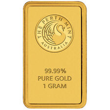 Gold Bullion 1 g Precious Metal Content per Unit