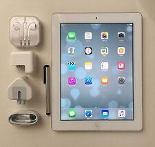 Excelente Apple iPad 4th generación 64 GB, Wi-Fi, 9.7 in (approx. 24.64 cm) - Blanco