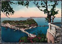 AA5414 Napoli - Città - Posillipo e Isola di Nisida - Cartolina - Postcard
