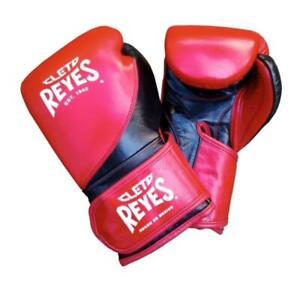 Cleto Reyes Hohe Precision Training Handschuhe Erwachsene Rot Boxen Sparring
