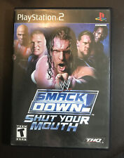 WWE SmackDown Shut Your Mouth (Sony PlayStation 2, 2002)