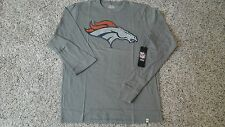 Denver Broncos 47BRAND Men's Long Sleeve Shirt
