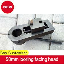 50mm boring facing head for Servo Motor line boring bar machine Portable tools