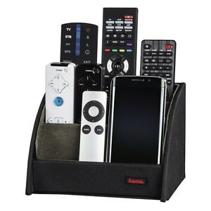 Commander Remote Control Rack Step Box Storage Organiser Stand Holder VCR DVD TV