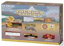 Bachmann N Train Set Thunder Valley Ready-To-Run 24013