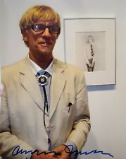 CHRISTOPHER MAKOS (Andy Warhol) Signed/Autographed 8x10 Photograph