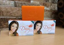 Daisy papaya soap , skin whitening , proven effective , 150 grams
