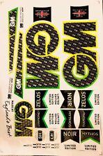 (On SALE) Cricket Bat Sticker  Embossed + AU Stock + Free Shipping