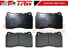 FOR RENAULT SPORT MEGANE III 3 RS 250 265 275 FRONT PREMIUM TRW BRAKE PADS SET