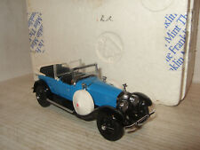 Franklin Mint B11PX43 - 1922 Rolls Royce Pall Mall Diecast Model in 1:43 scale.