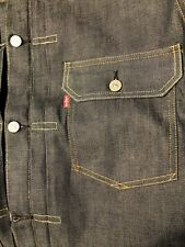Levi's Type 1 LVC Jacket With Wool Lining Medium New Without Tags
