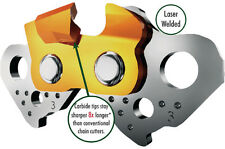 """Full Chisel Forester Carbide Chain,CAR20FC-72E 18""""Fits Stihl Mid Size Husky .325"""