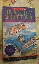 Harry potter and the chamber of secrets Bloomsbury 20th Print Run