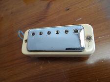 Vintage 1960s Gibson Patent Sticker #2,737,842 Mini Humbucker