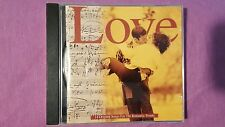 COMPILATION - LOVE. THE MOST ROMANTIC LOVE SONGS IN THE WORLD. CD