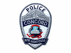 US Concord New Hampshire Police Patch
