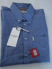Ben Sherman Men's Check Regular Collar Casual Shirts & Tops