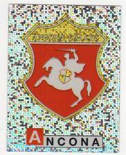 figurina SCUDETTO CALCIATORI PANINI 1991/92 NEW numero 384 ANCONA