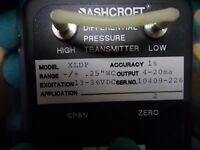 ASHCROFT XLDP PRESSURE TRANSMITTER