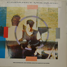 """Cabaret Voltaire-the Covenant, the Sword and the Arm of the Lord-LP 12"""" (S 418)"""