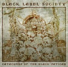 BLACK LABEL SOCIETY - CATACOMBS OF THE BLACK VATICAN  CD NEU