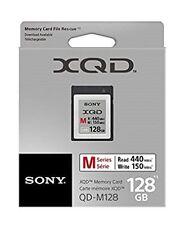 Sony 128gb Qd-m Series XQD Memory Card