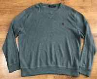 Polo Ralph Lauren Jumper Grey 2XL (Large on label)