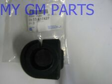 GM OEM Stabilizer Bar-Front-Bushing 15837427