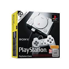 Sony Playstation Classic inkl. 20 Spiele + 2 Controller - Spielkonsole Konsole