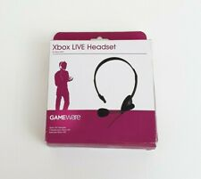 Xbox Live Headset For Microsoft XBOX 360 by Gameware