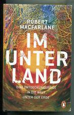 Im Unterland | Robert Macfarlane | Nature Writing geb.