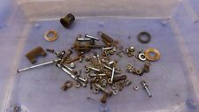 1972 yamaha ls2 100 rd twin Y638~ misc hardware nuts bolts ect
