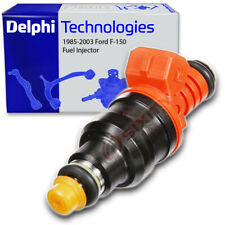 Delphi Fuel Injector for 1985-2003 Ford F-150 4.6L 5.0L 5.4L 5.8L V8 - Gas ql