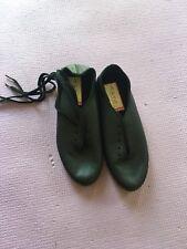 Kids Jazz Black Shoes Size 1