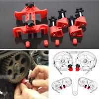 5x Car Practical Dual Cam Clamp Camshaft Engine Timing Locking Tool Gear Locking