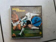 """König Fußball -Super 8mm Film,60 m,color Ton """" Lektion 8 """"Der Zweikampf"""""""