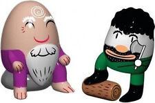 A di Alessi - AMGI24SET - Barbaccino & Woody, Set of two figurines
