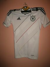 Adidas TechFit Germany Authentic Player Issue Home Football Jersey 2010 Size M