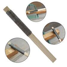 Râpe à bois Set 6pcs Carpenter File Outils de Sculpture Double Rifloir outil 140 mm
