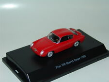 FIAT 750 ABARTH COUPE 1956 RED 1:43 STARLINE