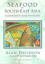 DAVIDSON FISH RECIPE BOOK SEA FOOD SOUTH EAST ASIA NEW