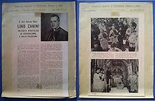 Ritagli di Giornale 1962 dal Quotidiano Terra Santa - Deleg. Apost. di Palestina