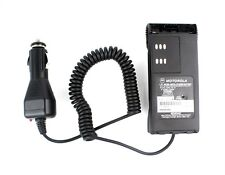Car Radio Battery Eliminator for MOTOROLA GP328 GP329 GP340 Radio +Adaptor as