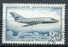 FRANCE TIMBRE OBL N° 42 PA MYSTERE 20