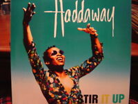 "HADDAWAY STIR IT UP 12"" 1994 ARISTA RECORDS SEALED NEW"