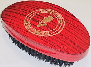 Oxford Luxury Medium Hard Palm Curve Wave Beard Hair Brush
