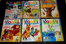 Lot - 6  Youpi J'ai Compris French Children's Magazine Books - Bayard - 5-8 ans