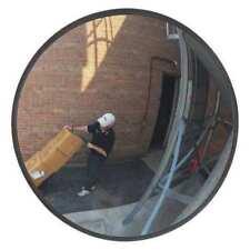 """Zoro Select Dcvo-30T-Pb-Vt Outdoor Convex Mirror,Circular,30"""" dia."""